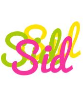 Sid sweets logo