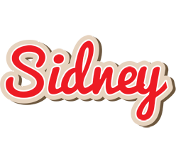 Sidney chocolate logo