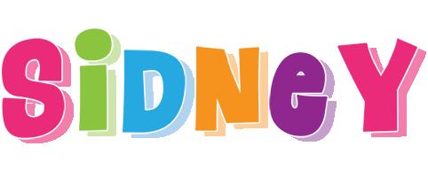 Sidney friday logo