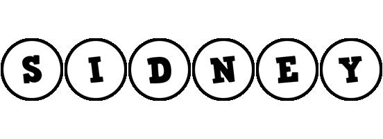 Sidney handy logo