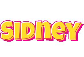 Sidney kaboom logo