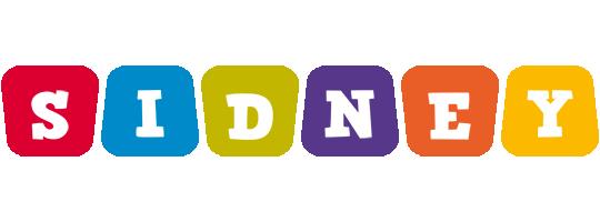 Sidney kiddo logo