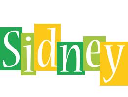 Sidney lemonade logo