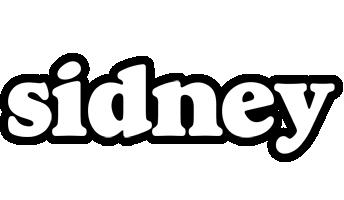 Sidney panda logo