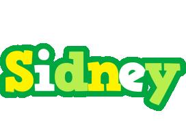 Sidney soccer logo