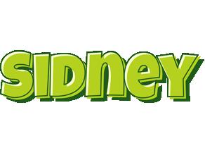 Sidney summer logo