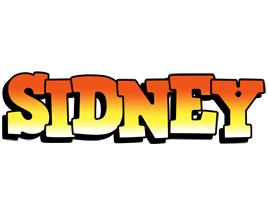 Sidney sunset logo