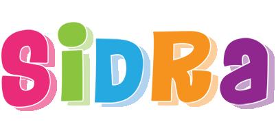 Sidra friday logo