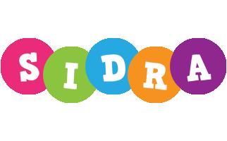 Sidra friends logo