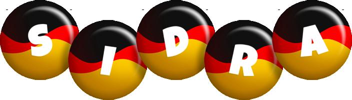 Sidra german logo