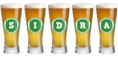 Sidra lager logo