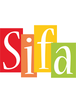 Sifa colors logo