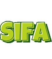 Sifa summer logo