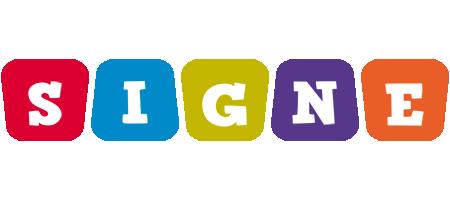 Signe kiddo logo