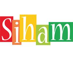 Siham colors logo