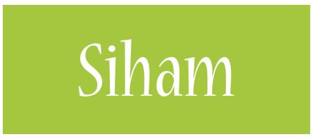 Siham family logo