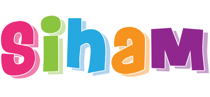Siham friday logo