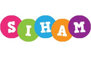 Siham friends logo
