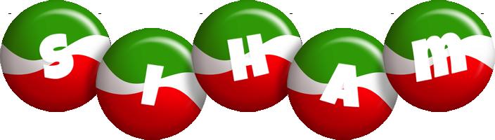 Siham italy logo