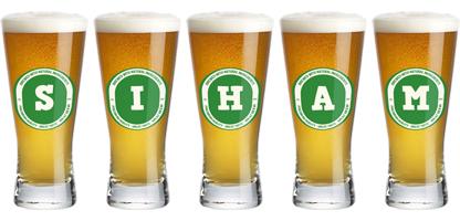 Siham lager logo