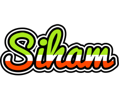 Siham superfun logo