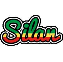 Silan african logo