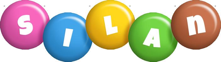 Silan candy logo