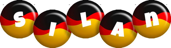 Silan german logo