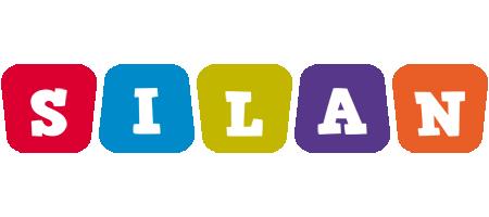 Silan kiddo logo
