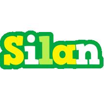Silan soccer logo