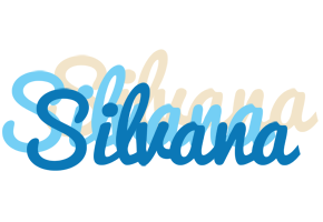 Silvana breeze logo