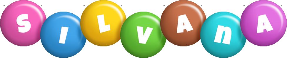 Silvana candy logo