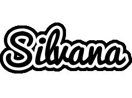 Silvana chess logo