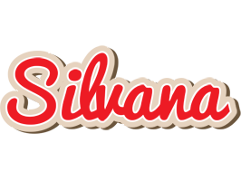 Silvana chocolate logo