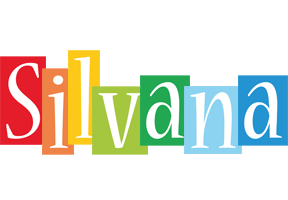 Silvana colors logo