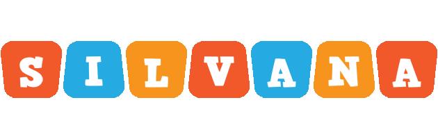 Silvana comics logo