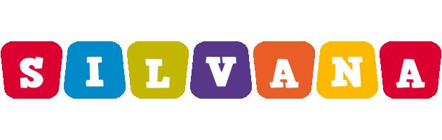 Silvana daycare logo