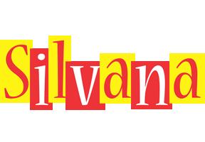 Silvana errors logo