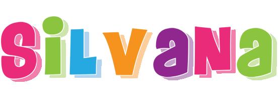 Silvana friday logo