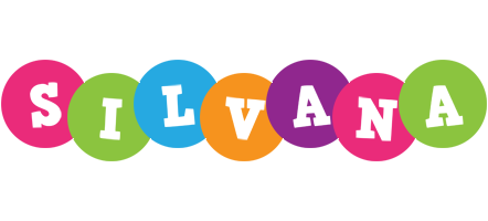 Silvana friends logo