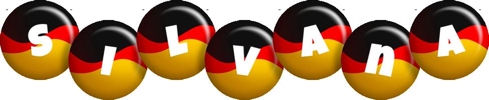 Silvana german logo