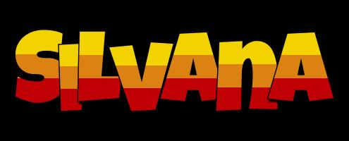 Silvana jungle logo