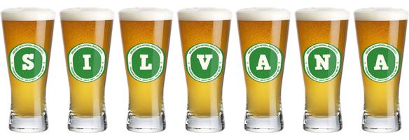 Silvana lager logo