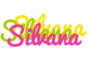 Silvana sweets logo