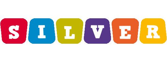 Silver daycare logo