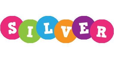 Silver friends logo