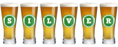 Silver lager logo