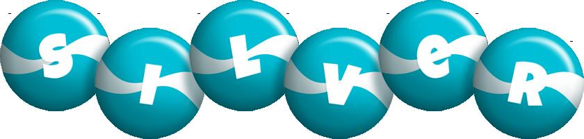Silver messi logo