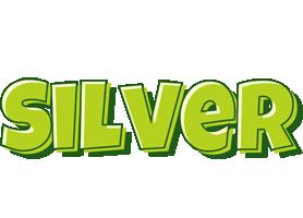 Silver summer logo