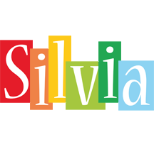 Silvia colors logo